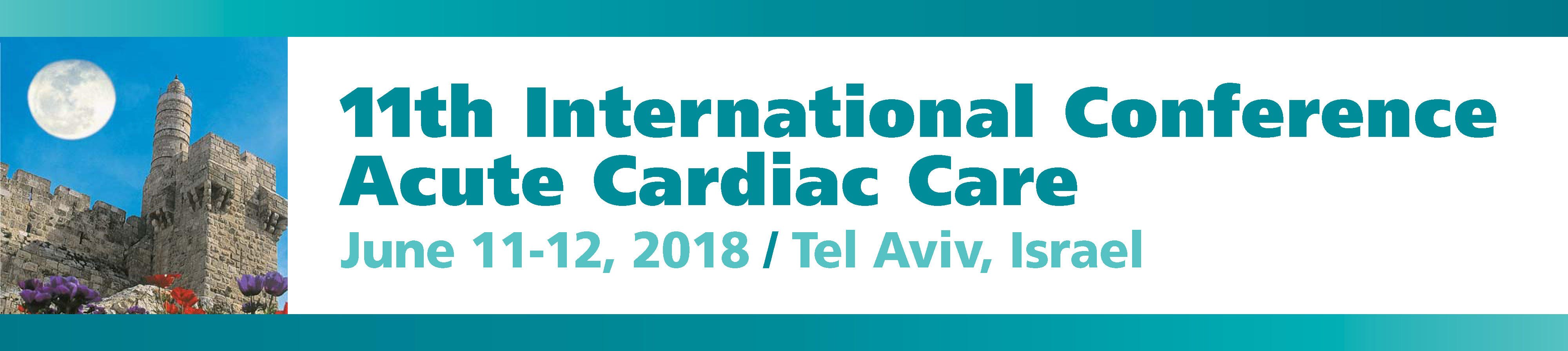 11th International Conference on Acute Cardiac Care – 2018